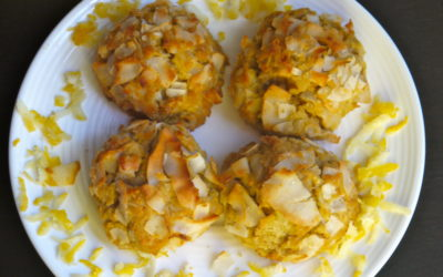 Zesty Lemon Coconut Balls