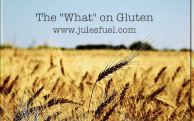"The ""What"" on Gluten"