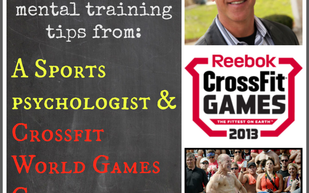 Part 1: Interview with Sports Psychologist & CrossFit World Games Champion