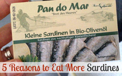 5 Reasons & Ways to Eat Sardines