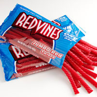 Red Vines Licorice. It's Not About the Calories.