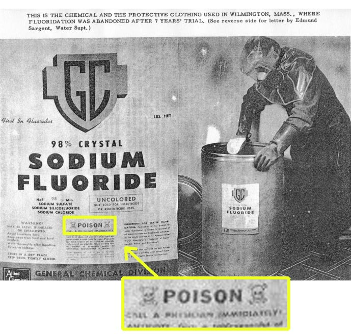 Fluoride: Great for Teeth,Toxic to Health?
