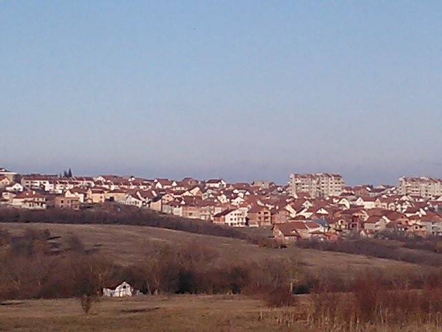 On my morning walk in Kragujavec!