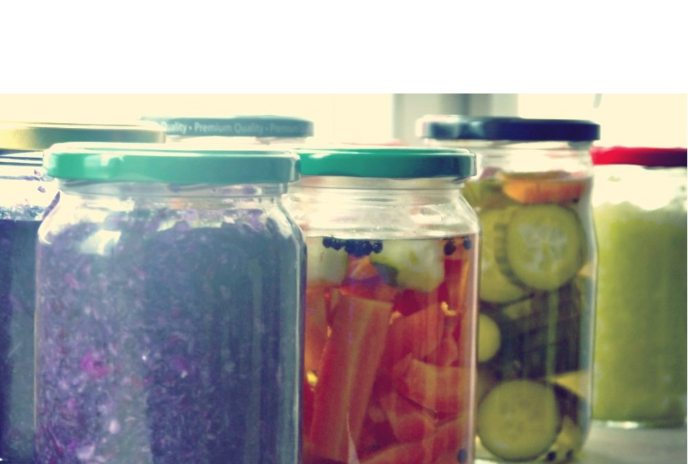 A Hidden Staple: Fermented Food (+ A Recipe)