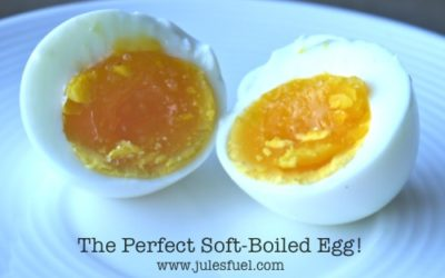 The Perfect Boiled Egg (Finally!)