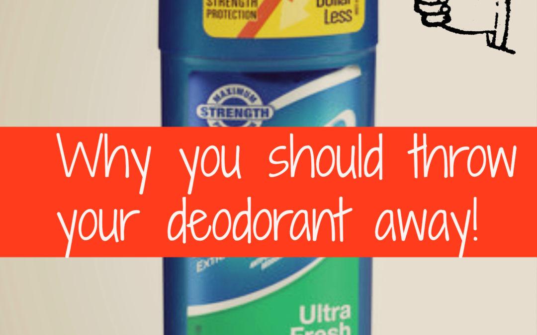 Deodorant Exposed: My Favorite Healthy Alternative