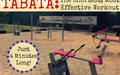 Tabata: The Shortest, Most Effective Workout