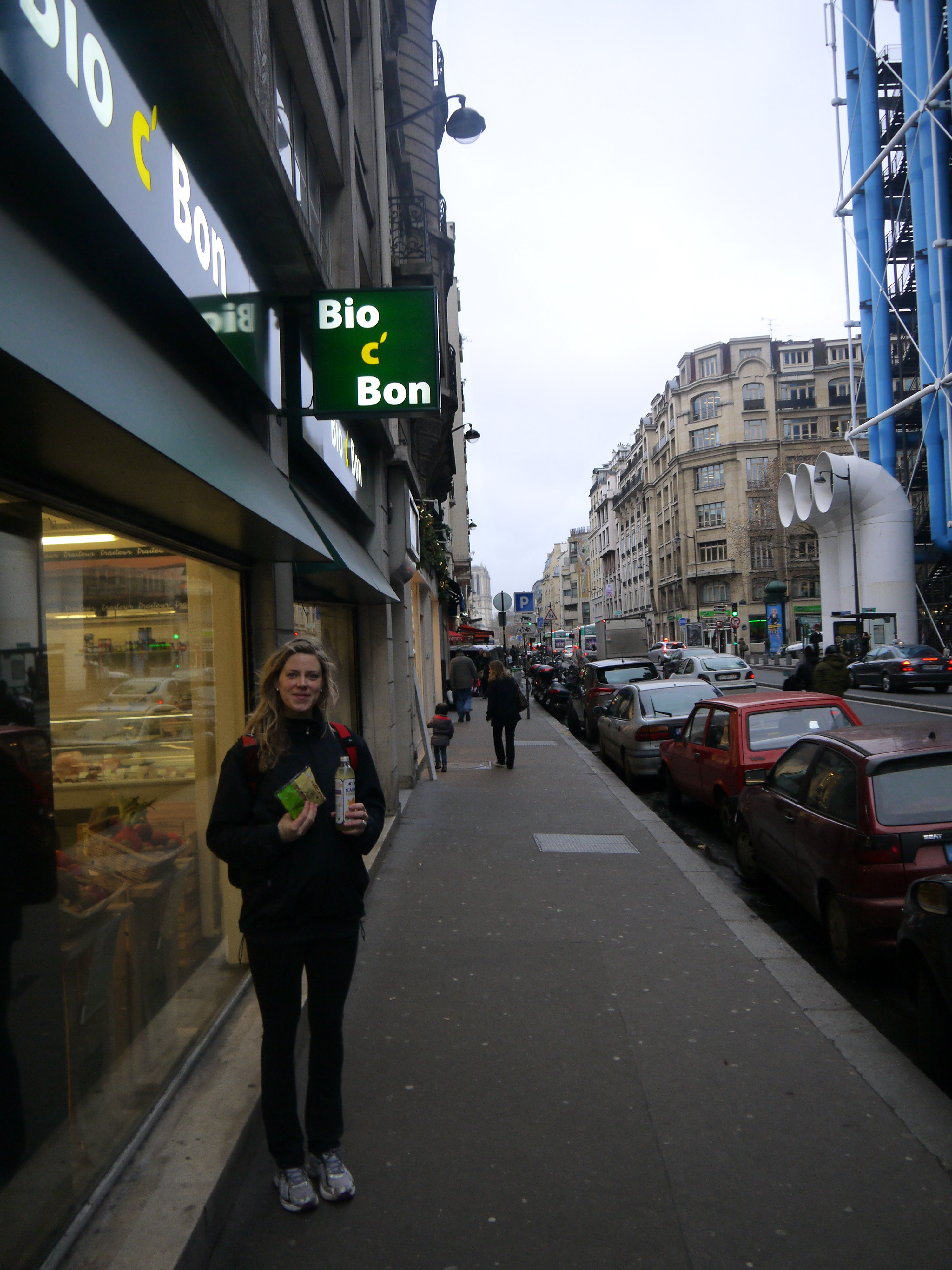 Kombucha in Paris!!