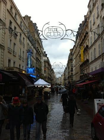 Rue de Cler