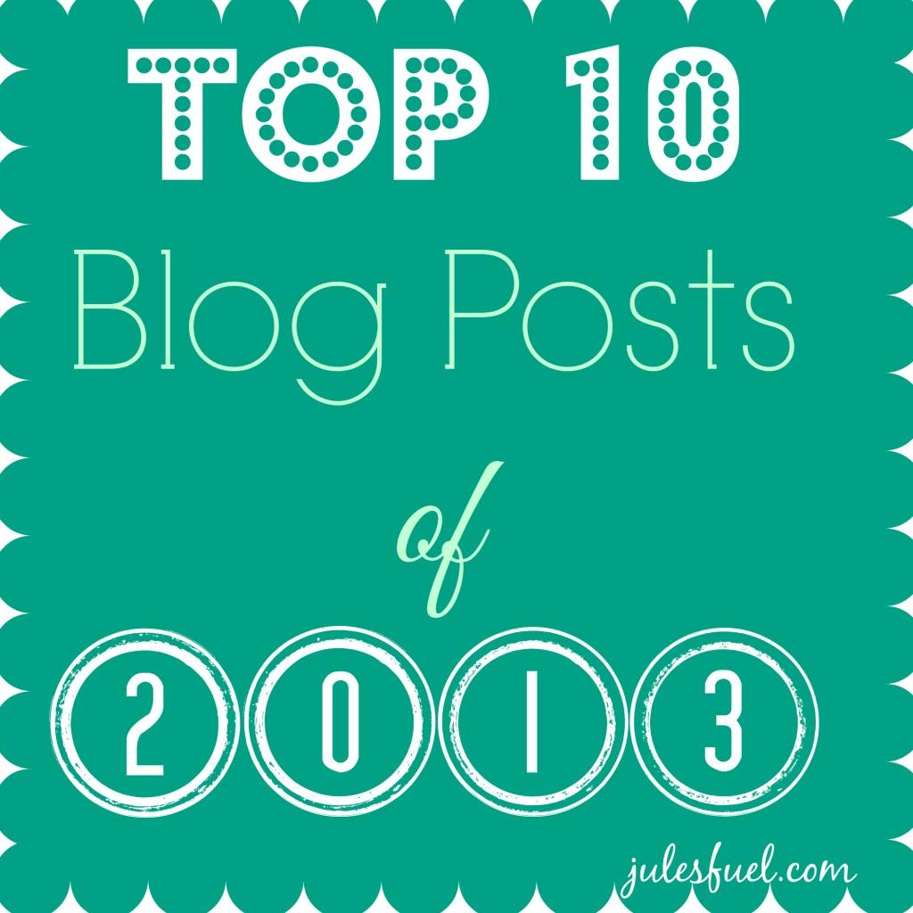 top 10 jules fuel blog posts