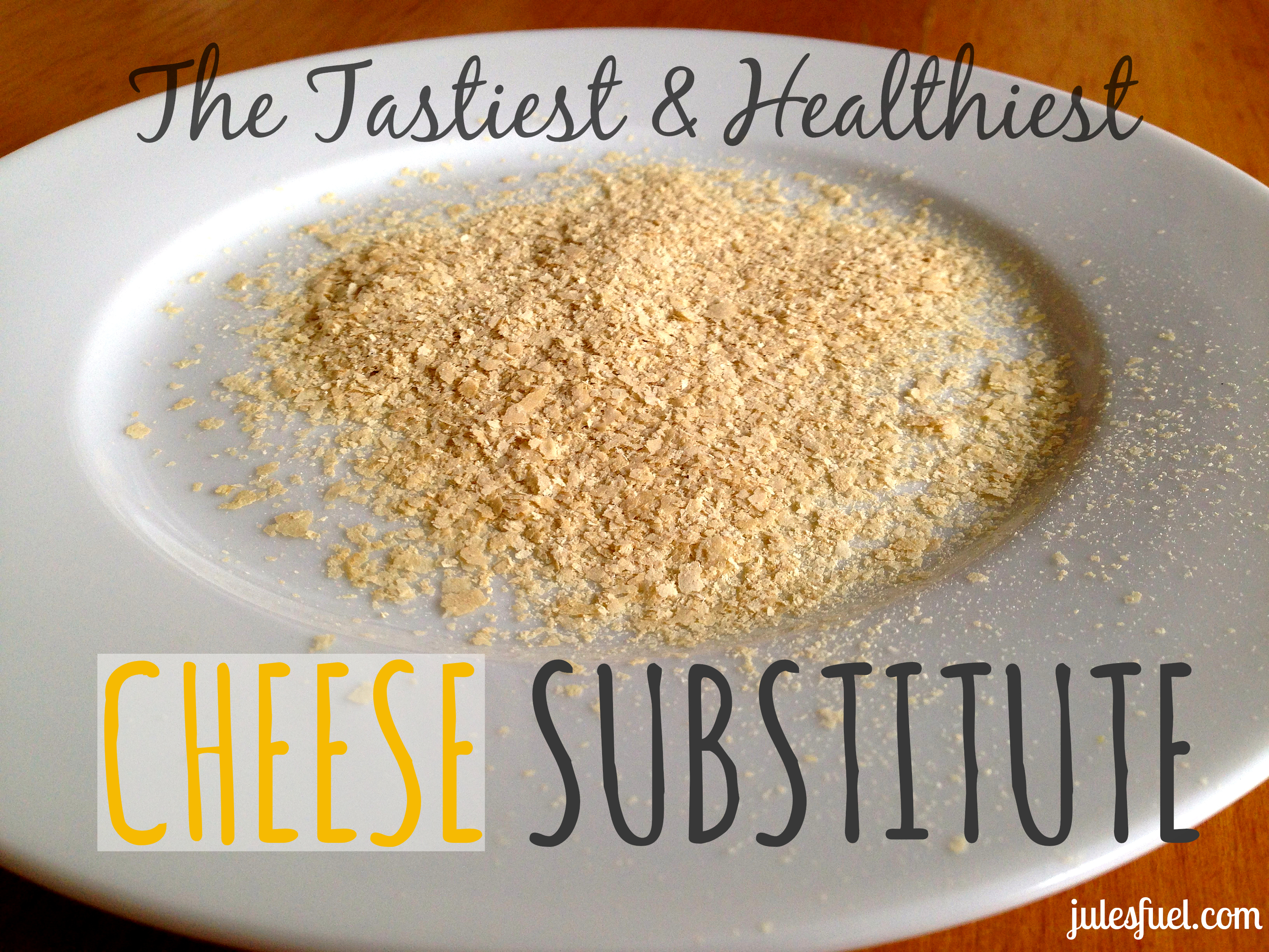 cheese substitue