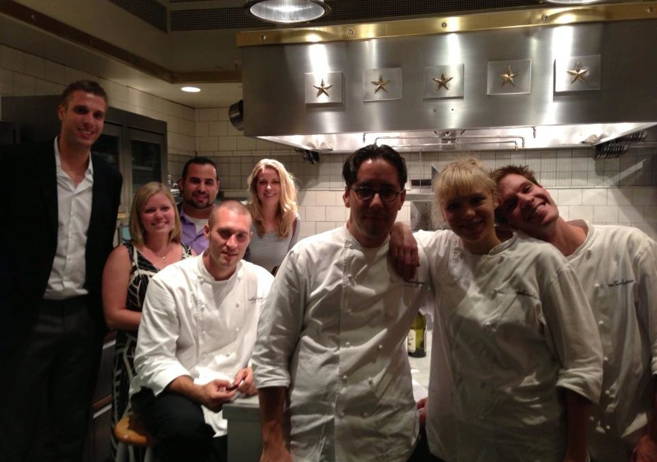 Our Epic 3.5-Hour Dinner at French Laundry