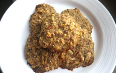Honey Nut Cookies (Dairy & Gluten Free)