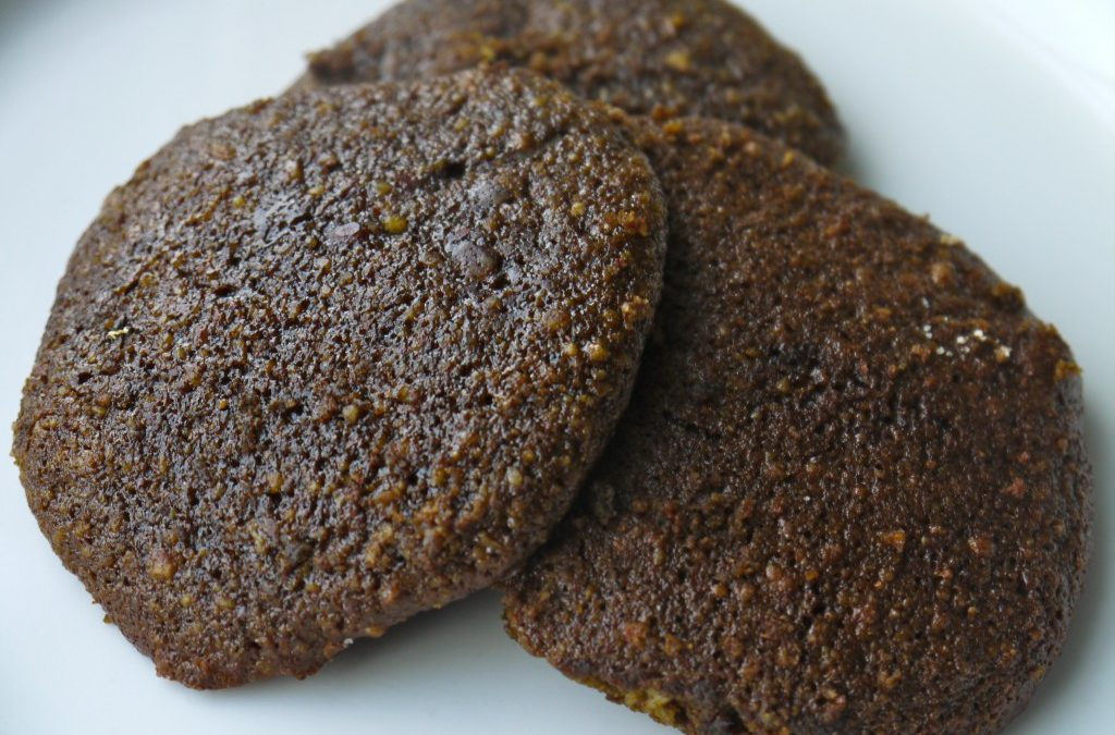 Gingerbread Spice Cookies (Dairy & Gluten Free)